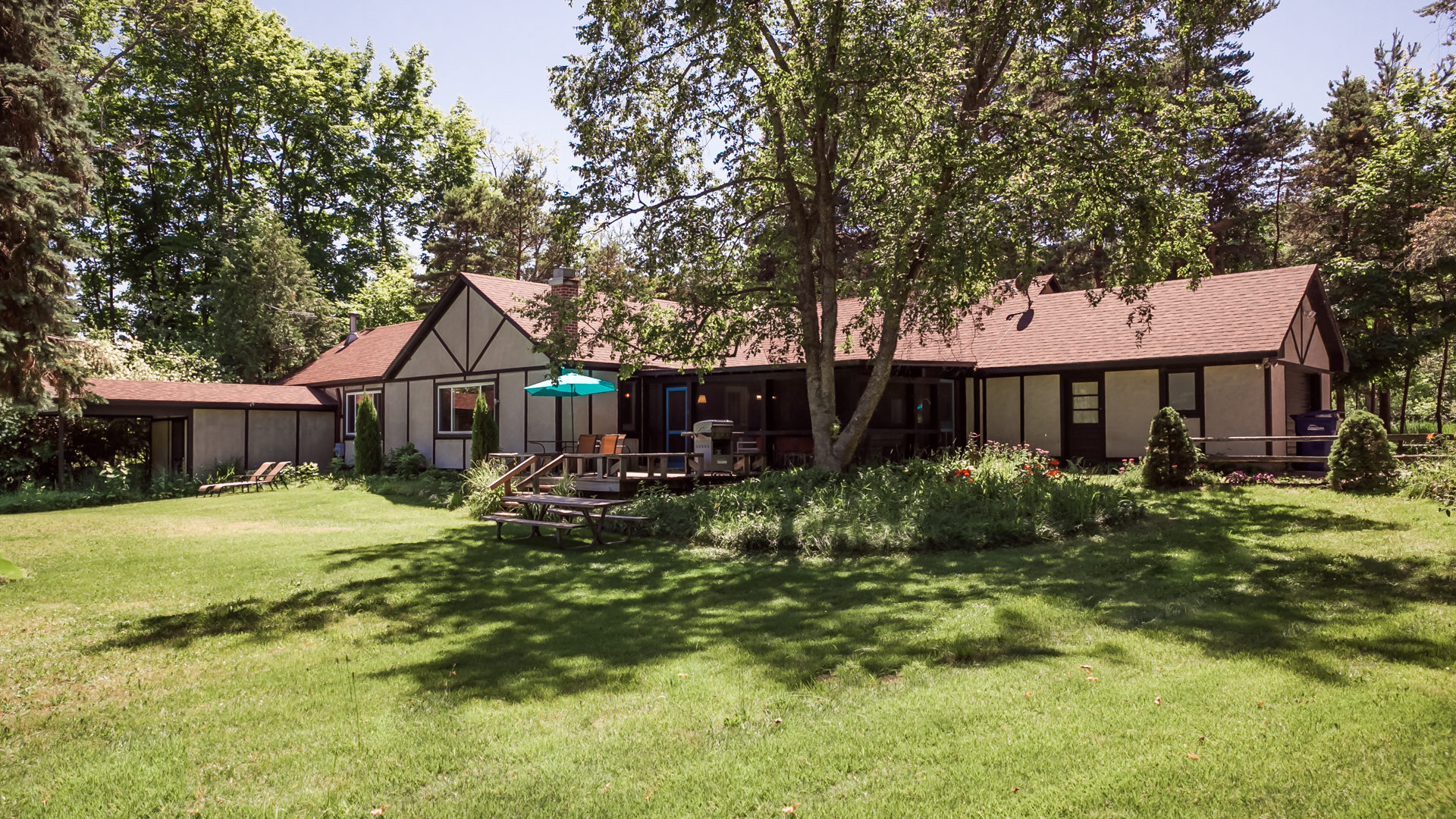 Leelanau County Vacation Rental - Northport, MI